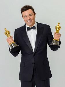 Seth MacFarlane hosts the 85th Annual Academy Awards on ABC