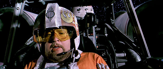 Porkins from Star Wars: Episode IV — A New Hope