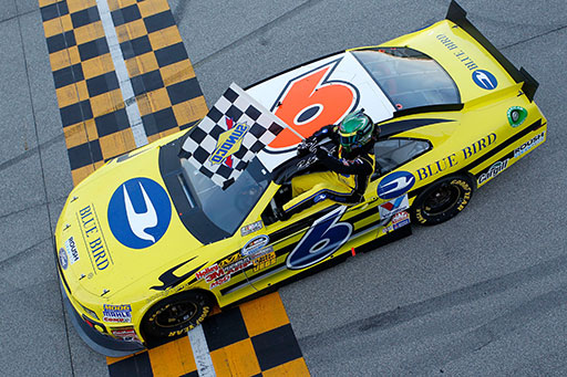 NASCAR Schedule 2013 Nationwide Series