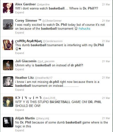 Dr Phil Basketball