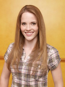 """Katie Leclerc from """"Switched at Birth"""""""