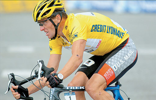 Cycling High: Doping to Win