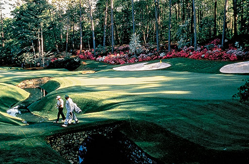 The Masters 2013 dates