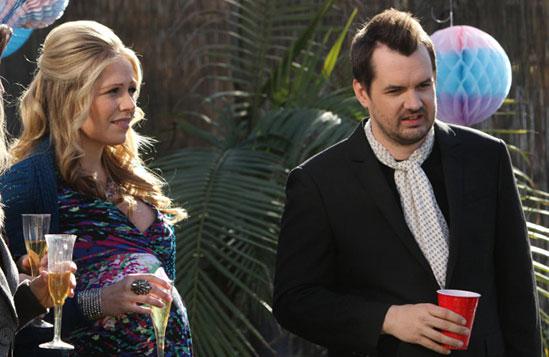 """Kate Luyben, Jim Jefferies in """"Legit"""" on FX"""
