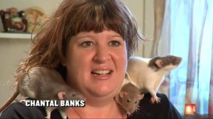 Chantal Banks is the Rat Lady on My Crazy Obsession Season 2 premiere on TLC