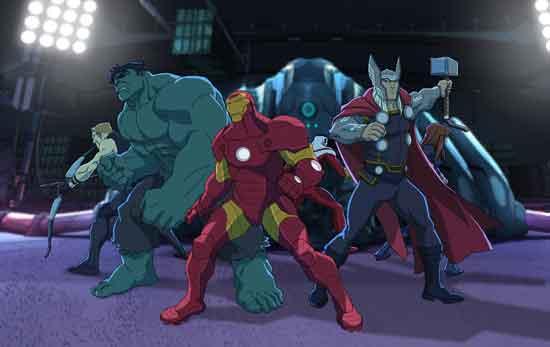 Avengers Assemble DisneyXD
