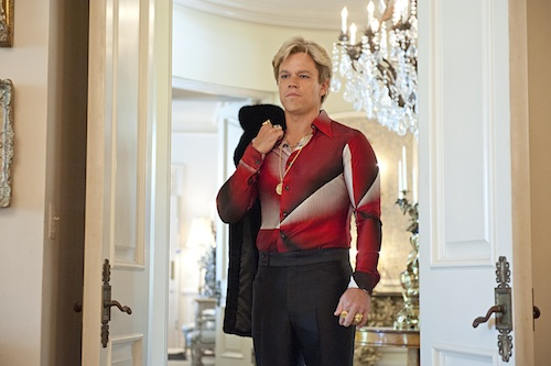 Behind the Candelabra Matt Damon