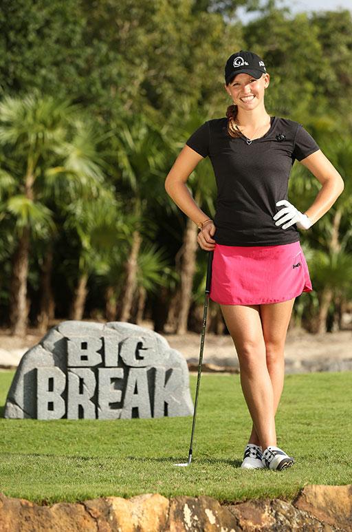 Big Break Mexico Emily