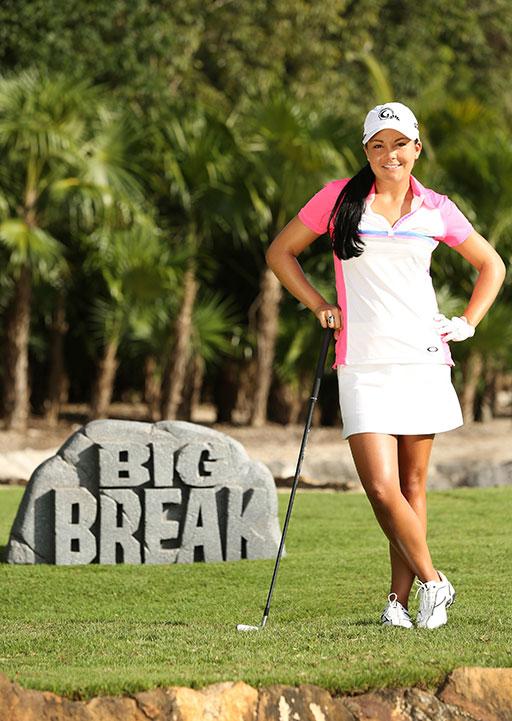 Big Break Mexico McKenzie