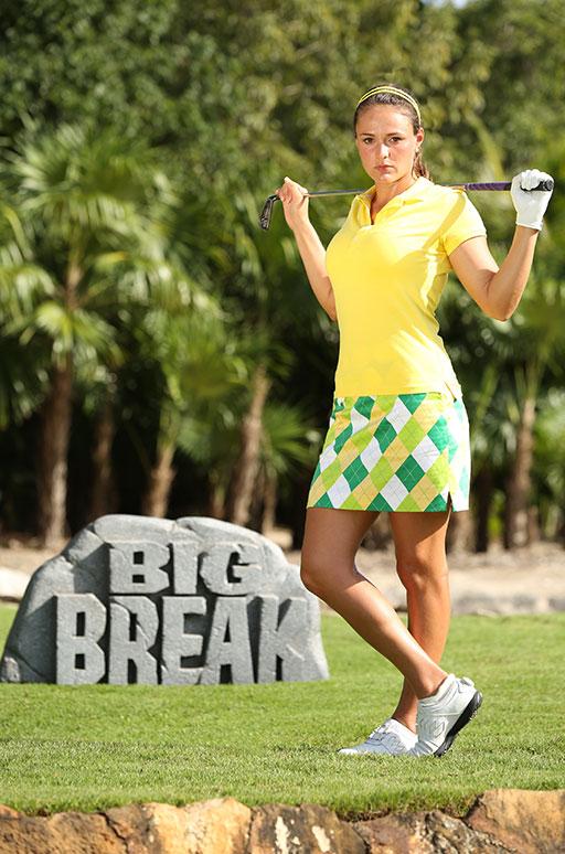 Big Break Mexico Stefanie