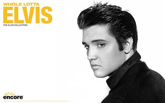 Elvis Presley Encore