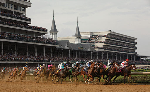 2016 Kentucky Derby TV schedule