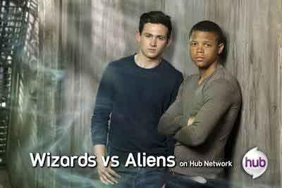Scott Haran Percelle Ascott Wizards vs. Aliens Hub