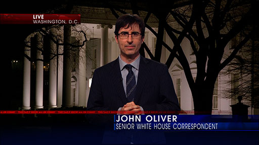 John Oliver Daily Show