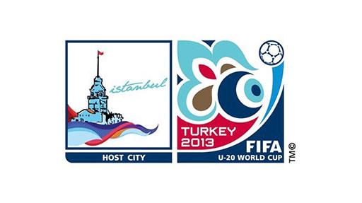 U-20 World Cup 2013 schedule