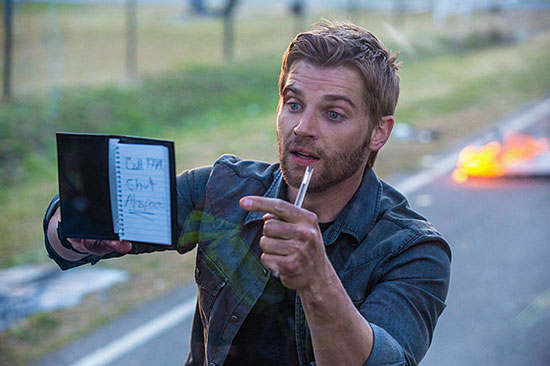Mike Vogel Under the Dome CBS Stephen King