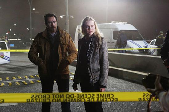 Demian Bichir Diane Kruger The Bridge FX