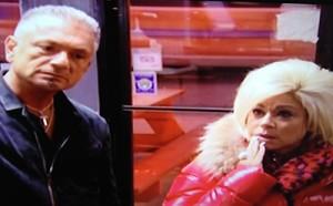 Theresa Caputo and Larry Caputo in Chicago
