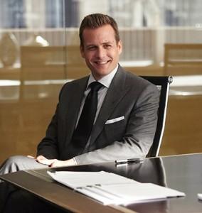 Harvey Specter looking even better in Suits Season 3
