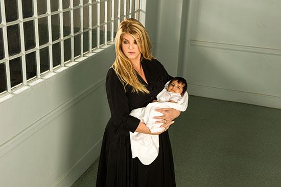 Kirstie Alley Baby Sellers Lifetime
