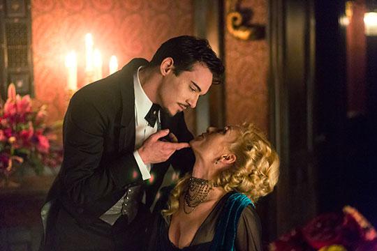 Dracula NBC Jonathan Rhys Meyers Victoria Smurfit