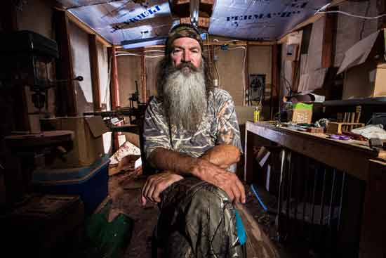 Duck Dynasty Season 4 Phil Robertson A&E