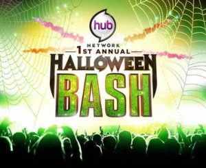 Hub Network Halloween Bash Martha Stewart