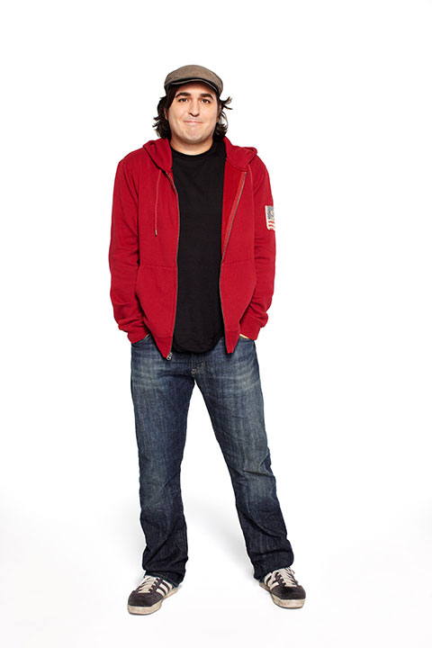 Impractical Jokers Brian Q Quinn truTV