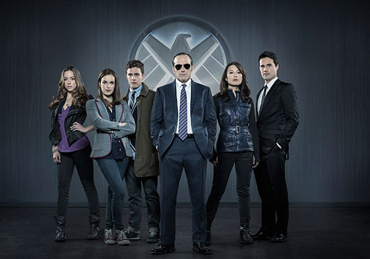 Marvel's Agents of S.H.I.E.L.D. Clark Gregg Ming Na Wen ABC