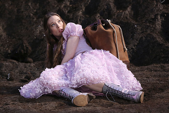 Sophie Lowe Once Upon a Time in Wonderland ABC