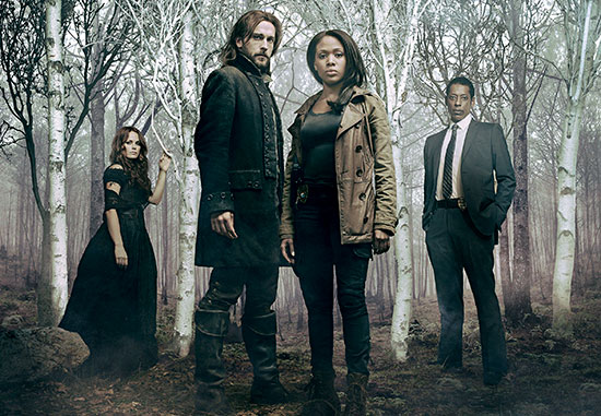 Sleepy Hollow Tom Mison Nicole Beharie Orlando Jones FOX