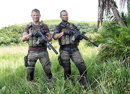 Philip Winchester Sullivan Stapleton Strike Back Season 3 Cinemax