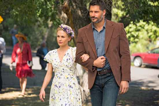 True Blood Season 6 Anna Paquin Joe Manganiello