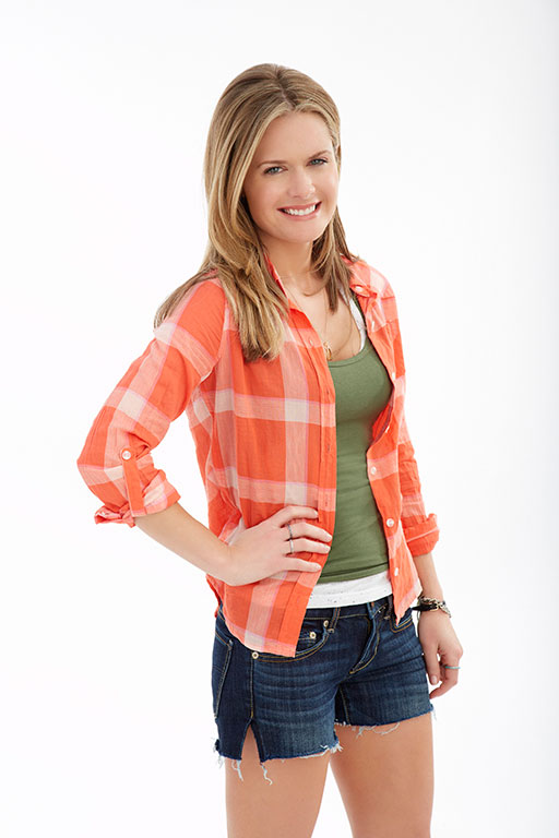 "Maggie Lawson ""Back in the Game"""