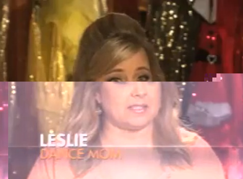 Dance Moms Season 3 Bumpit Leslie