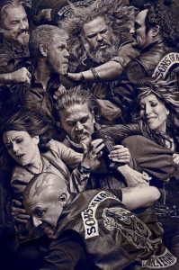 Sons of Anarchy Season 6 FX Charlie Hunnam