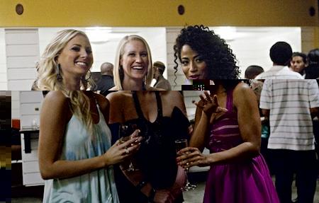 emily lipman and africa miranda of Bravo's The New Atlanta