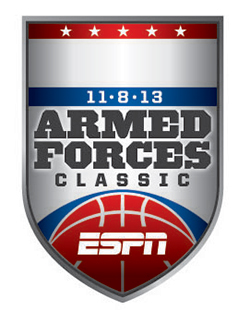 Armed Forces Classic 2013