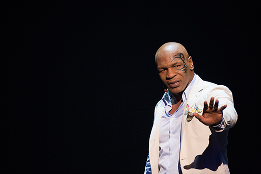 Mike Tyson Undisputed Truth HBO