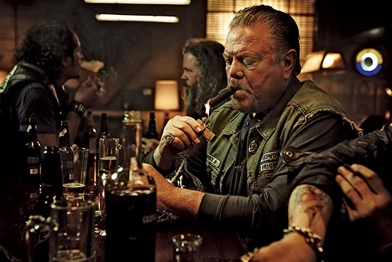 Sons of Anarchy William Lucking Piney