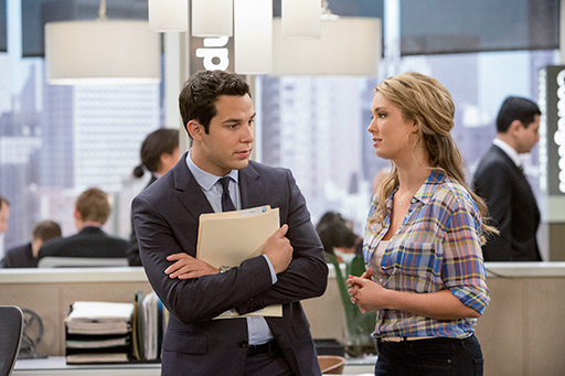 Skylar Astin Ground Floor