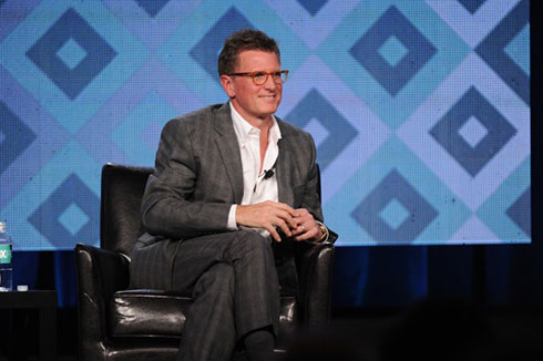 Fox chairman of entertainment Kevin Reilly