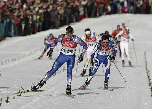 2014 Winter Olympics Cross-Country TV Schedule