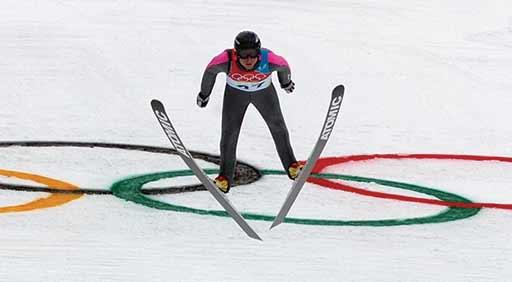2014 Winter Olympics Nordic Combined TV Schedule
