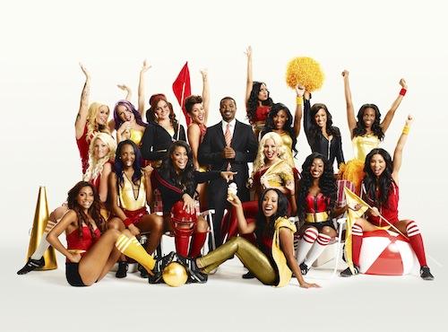 Bad Girls All Star Battle Season 2 cast