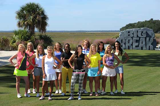 Girls of Big Break Florida