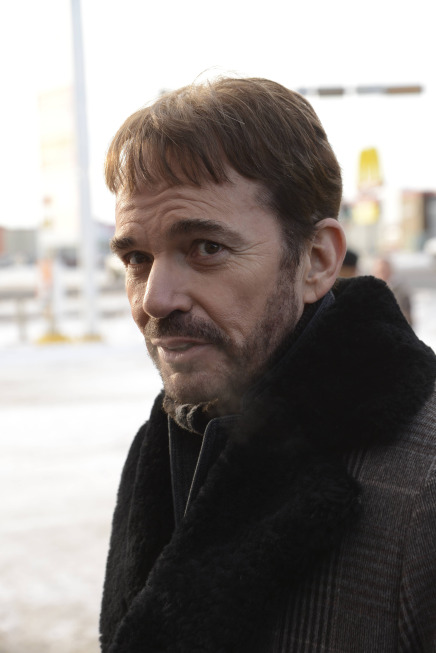 Billy Bob Thorton in FX's new Fargo TV series