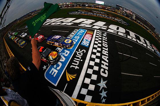 NASCAR All-Star Race 2014