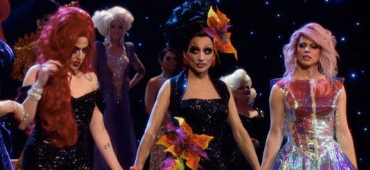 RuPauls Drag Race Season 6 finale finalists