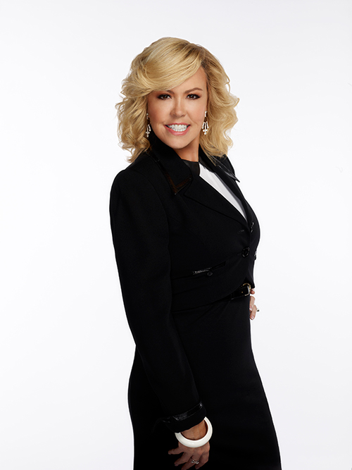 Mary Murphy of So You Think You Can Dance